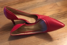 New Blog 9_Red shoes